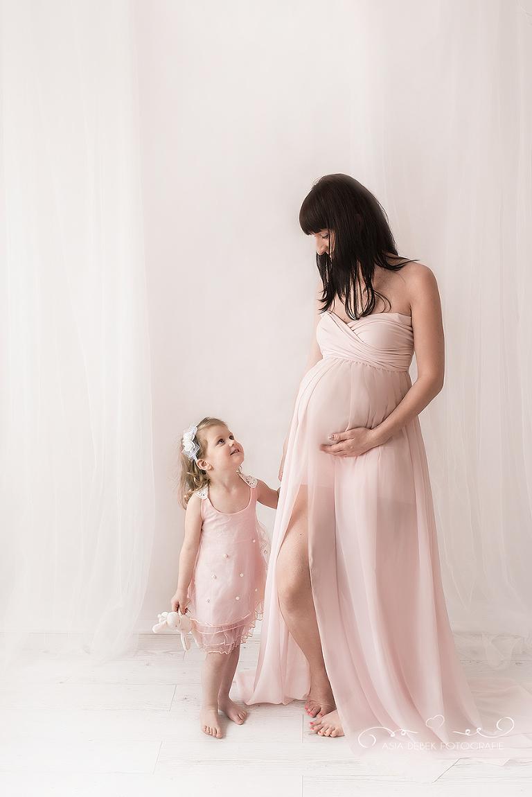 Police sesja ciążowa ceny oferta fotograf