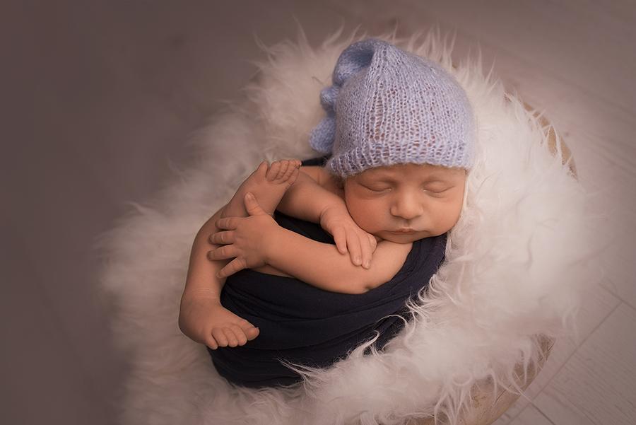 Police fotograf, sesja noworodkowa, zdjęcia, noworodek